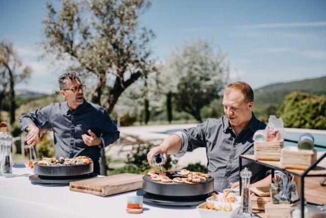 Traiteur Provence Pistou & Romarin